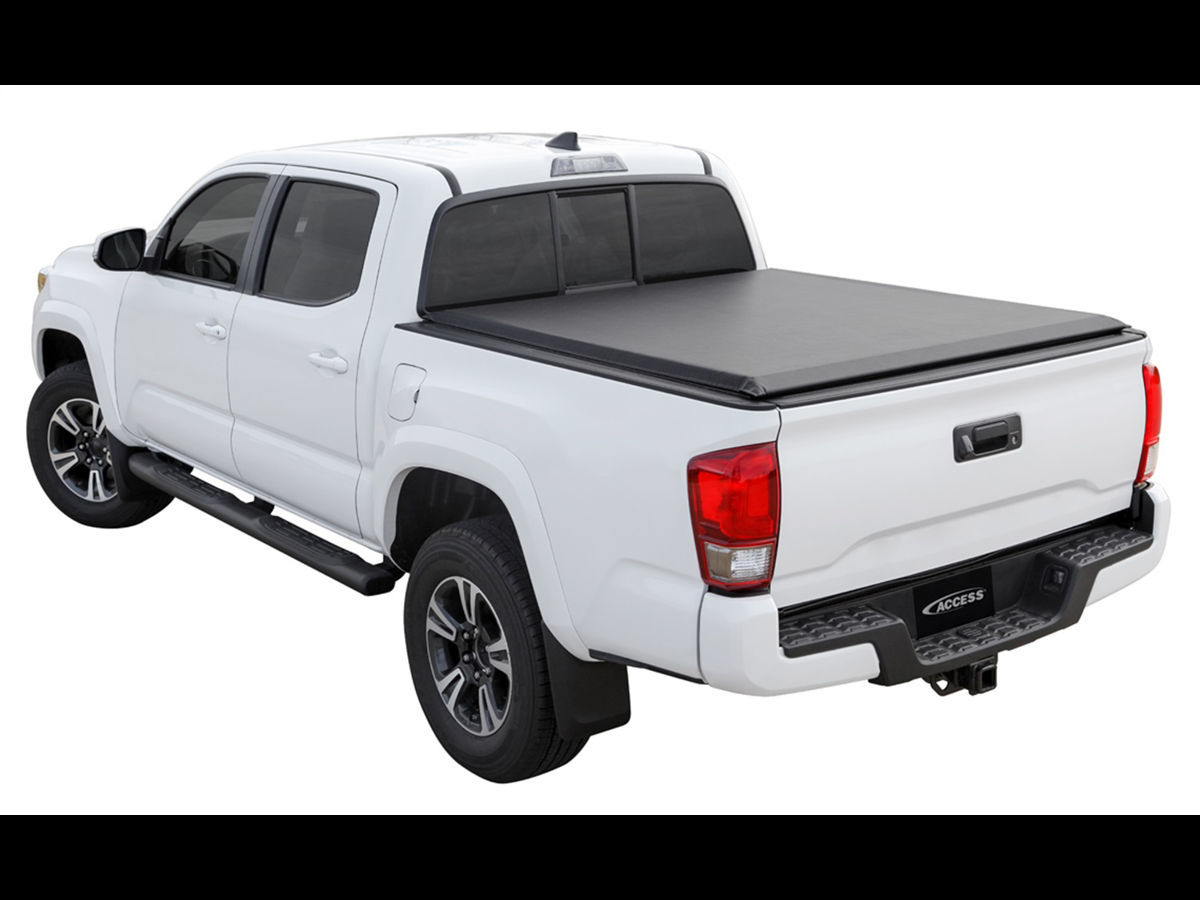 Dsi Automotive Access Tonneau Cover Without Cargo Channel System 5 Ft 6 7 In Bed 15209