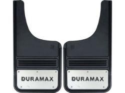 Picture of Gatorback Mud Flaps Duramax - 12