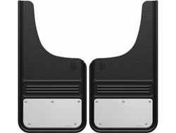 Picture of Gatorback Mud Flaps Blank Stainless Steel Plate - 12