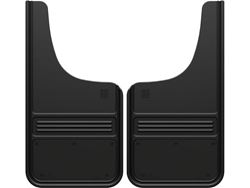 Picture of Gatorback Mud Flaps Black Plate - 12