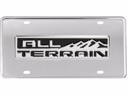 Picture of Gatorgear License Plate - All Terrain