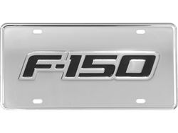 Picture of Gatorgear License Plate - Old Style F-150