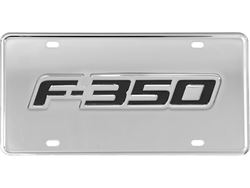 Picture of Gatorgear License Plate - F-350