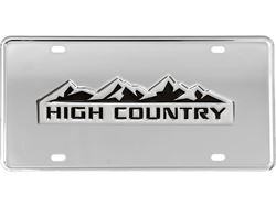 Picture of Gatorgear License Plate - High Country