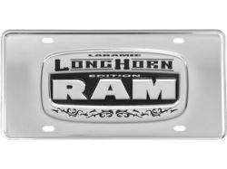Picture of Gatorgear License Plate - Laramie Longhorn