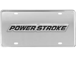Picture of Gatorgear License Plate - Power Stroke