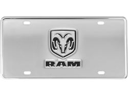 Picture of Gatorgear License Plate - Ram Vertical
