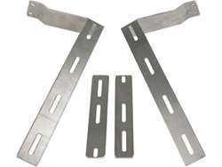 Picture of Universal-Fit Heavy Duty Mounting Brackets - Rear - Use With 12