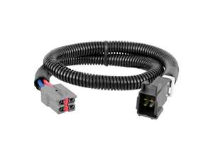 Picture of Curt 4-Way Square Plug Brake Control Wiring Harness Extension