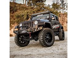 Picture of Westin Snyper Marksman Bull Bar Front Bumper