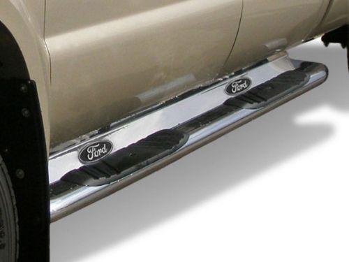 Truck Hardware Ford Logo OEM Step Bar Filler