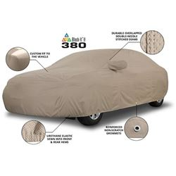 CoverCraft Block-It 380 Taupe Car Cover Overview