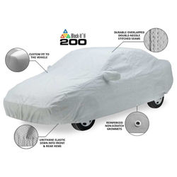 Block-It 200 Car Cover Features