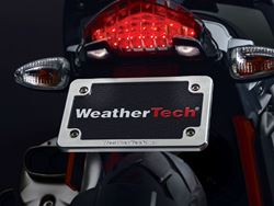 WeatherTech Billet Motorcycle License Plate Frame