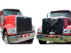 Fia OTR Truck Winter Front And Bug Screen