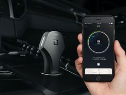 ZUS Car Finder and USB Charger