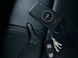 ZUS Car Finder and USB Charger1