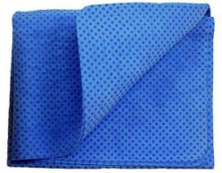 Quick Dry Synthetic Drying Cloth - Blue