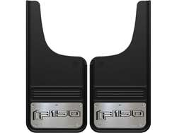 Ford F150 Logo Mud Guards