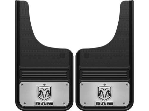 Picture of Truck Hardware Gatorback Mud Flaps - RAM Vertical
