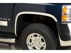 Picture of Fender Trim - Stainless Steel - Full Size - Does Not Fit Dually
