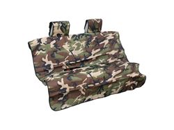 Picture of Seat Defender Seat Cover - Camo - Rear