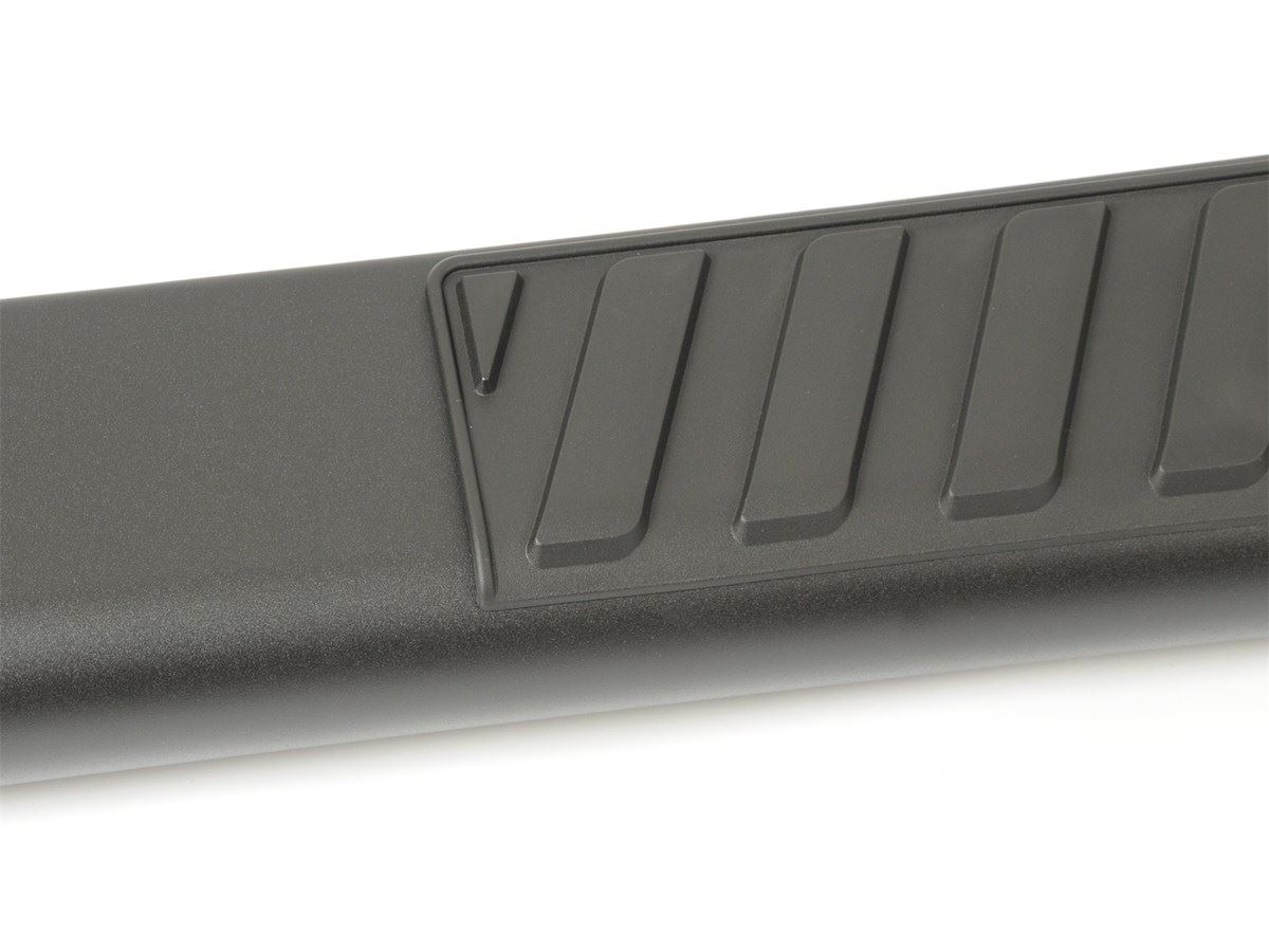 Dsi Automotive Dee Zee Textured Black Steel Side Steps 6