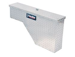 Picture of Specialty Series Wheel Well Tool Box - .056 Brite-Tread Aluminum