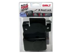 BOLT JK Jeep Hood Lock