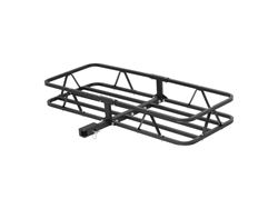 Picture of Basket Style Cargo Carrier - Powder Coat Finish - 500lbs. Capacity - Fits 1 1/4 in. And 2in. Receiver - 48 in. x 20 in. x 6 in. - 2-Piece - w/Fixed Shank