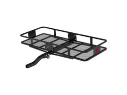 Picture of Basket Style Cargo Carrier - Fits 2 in. Receiver - w/Folding Shank