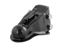 Picture of Adjustable Sleeve-Lock Channel Coupler - Fits 2 5/16 in. Trailer Ball - 14000 lbs. GTW