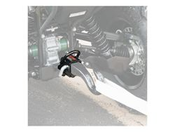 Picture of ATV Receiver Adapter - Bolt-On ATV Adapter To 2in. Receiver - Durable Black Powder Coat Finish