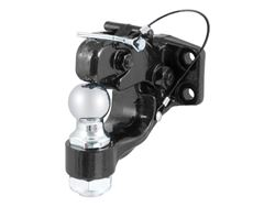 Picture of Combination Ball/Pintle Hook - 1 7/8 in. Chrome Ball And Pintle