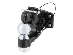 Picture of Combination Ball/Pintle Hook - 2 5/16 in. Chrome Ball And Pintle
