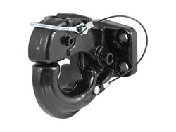 Picture of Pintle Hook - Powder Coat Finish - 20000lbs. Gross Trailer Weight - 4000lbs. Vertical Load