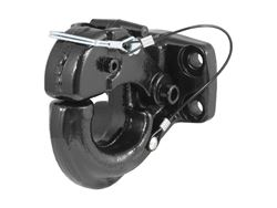 Picture of Pintle Hook - Powder Coat Finish - 30000lbs. Gross Trailer Weight - 6000lbs. Vertical Load