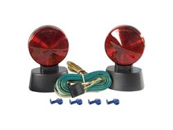 Picture of Magnetic Base Towing Light - Includes 20 ft. Cord w/4-Way Flat Plug