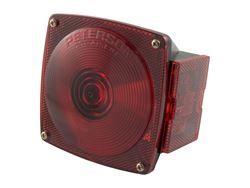 Picture of Combination Light - Red - Right Side - w/o License Plate Illuminator