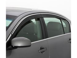 AVS Low Profile Vent Visors - Matte Black