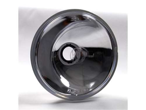 """Picture of HID Long Range Light Lens/Reflector - 6"""" Round - Single - Clear Lens/Reflector - For Use w/PN[660/661] HID Series Lights"""