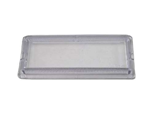 "Picture of Competition Light Lens - 2"" x 6"" Rectangle - Clear Lens - Single - For Use w/PN[516/1762] 26 Series Lights"