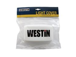Picture of Driving Lamp Cover - Rectangle - Large - White