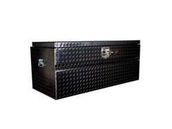Picture of HDX Series Chestbox Tool Box - Textured Black Aluminum - No Slant In Front