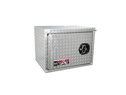 Picture of Underbody Swing Door Tool Box - Polished Aluminum