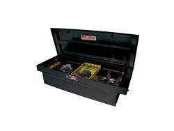 Picture of Brute Pro Series Full Lid Crossover Tool Box - Black - Xtra Wide