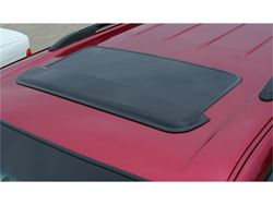 Picture of Universal Fit Wind Tamer Sunroof Deflector - Smoke - 34.5 in.