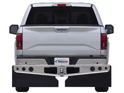 XL Rockstar Hitch Mounted Mud Flaps