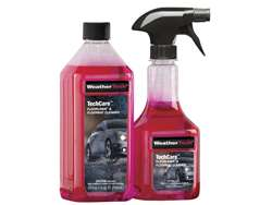 Picture of TechCare FloorLiner/FloorMat Cleaner Kit - One 18 oz. Bottle - One 18 oz. Refill