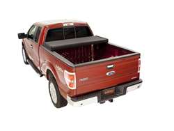 Solid Fold 2.0 Tonneau Cover - Open